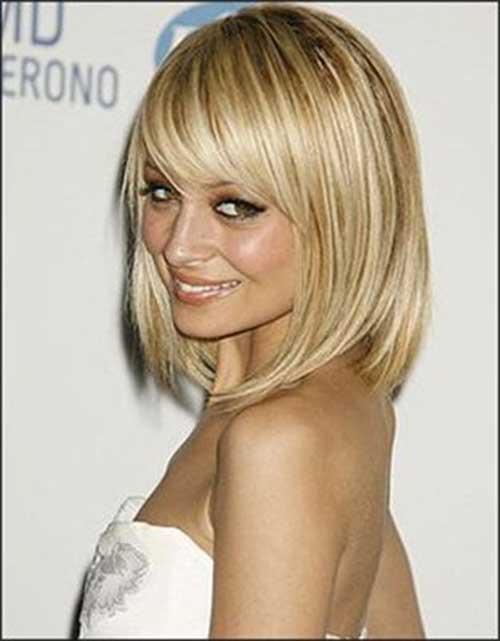 Nicole richie bob haircut